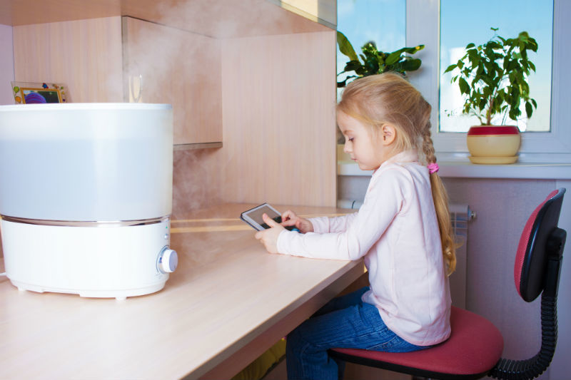 tabletop humidifier