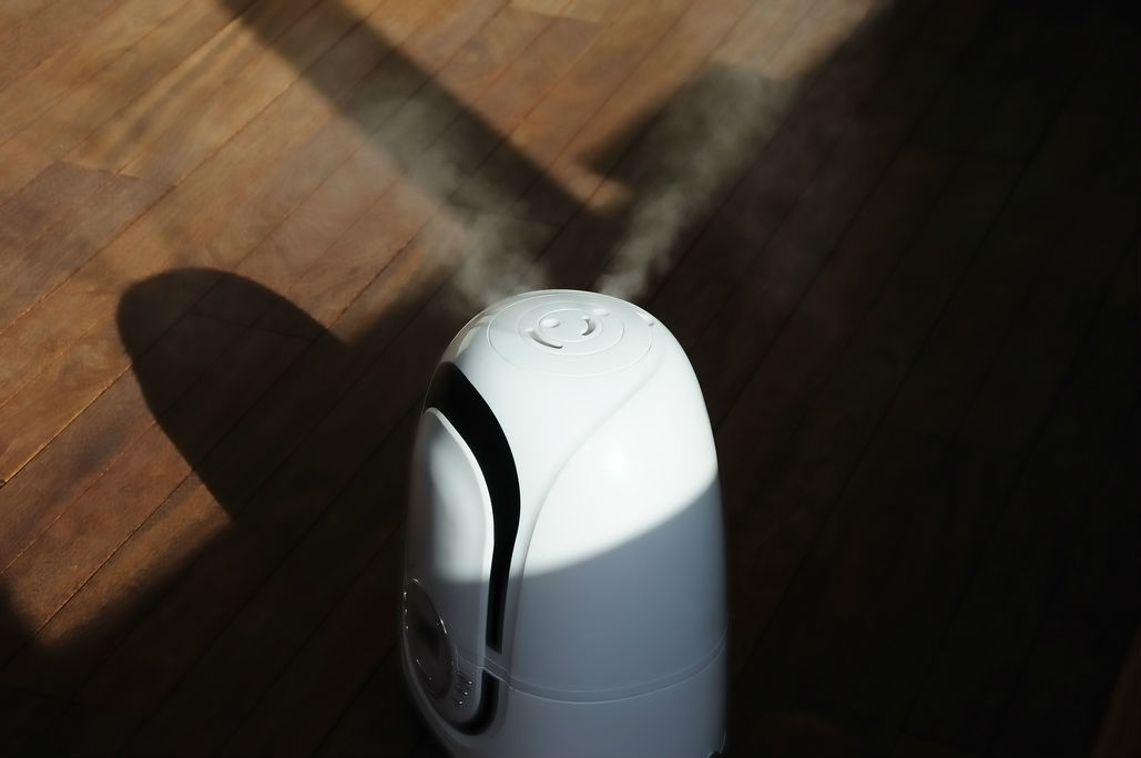 benefits of using a humidifier in your home